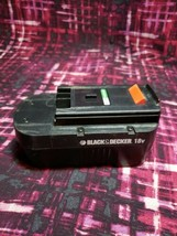 Genuine Black & Decker 18V Single Source Slide-In Battery Pack HPB18-OPE - $34.65