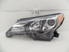 Oem Head Light Headlight Lamp Headlamp Toyota RAV4 13 14 15 L Minor Damage Rav 4 - $64.35