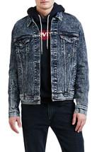 Levi's Men's Cotton Button Up Denim Jeans Trucker Jacket Contra Costa 723340335