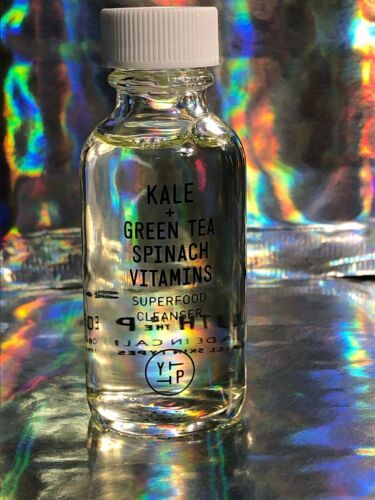 BRAND NEW YTTP Youth To The People Kale + Spinach Cleanser 1oz
