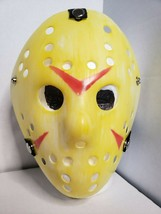 Jason Voorhees Friday the 13th Horror Creepy Cosplay Scary Mask Hallowee... - $1.98