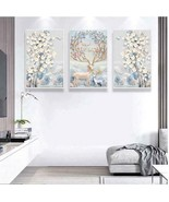 Almudena® Modern Simple Relief European - Style Abstract Fortune Tree No... - $17.29+