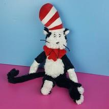 "Dr. Seuss Cat in the Hat 17"" Plush Manhattan Toy Company Stuffed Animal ... - $13.86"