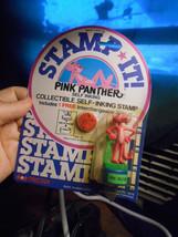 Toy Pink Panther Self Inking Collectible / InkStamp Tri-Star hong Kong #... - $35.00
