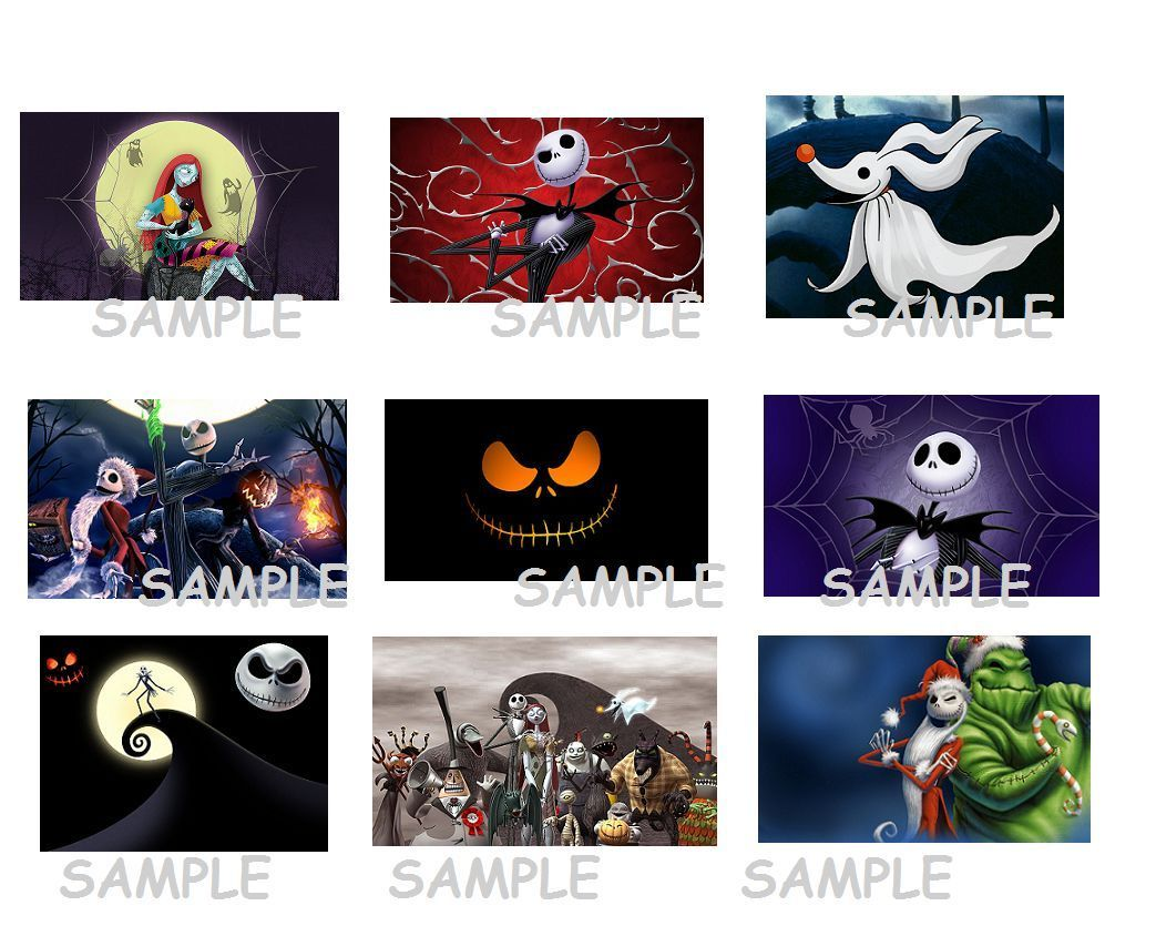 The Nightmare Before Christmas and 50 similar items