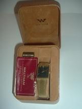Waltham Goldtone Quartz Watch Men or Women - $119.99