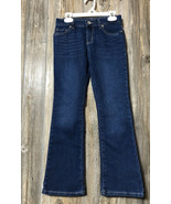 Childrens Place Girls Bootcut Jeans Size 8 Msre 24x23 - $12.86