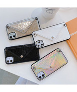 Cases Laser Wallet Card Holder Phone Case For IPhone 11Pro Max XR XS Max... - $8.13+