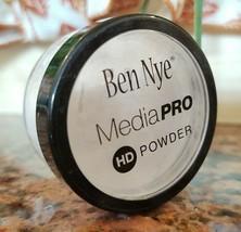 Ben Nye MediaPRO HD Matte Powder Airbrush Finishing Face Makeup .32 oz F... - $19.73