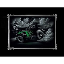 Disney WonderGround Gallery Mickey & Minnie Mouse Hotrod Deluxe Print by Noah - $96.98