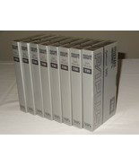 Lot 8x New Maxell Professional Industrial P/I Plus Epitaxial Blank VHS T... - $19.99