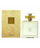 AVON Little Gold Dress Eau de Parfum Spray 1.07oz New Boxed Very Rare - $45.00