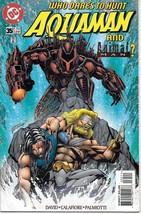 Aquaman Comic Book #35 Third Series DC Comics 1997 NEW UNREAD VERY FINE- - $1.99