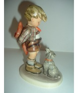 Hummel HUM 317 Not For You Boy with Dog Figurine TMK 4 - $39.99