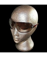By Marc Jacobs MMJ 011/S SUC H6 Brown Frameless Unisex Aviator Wrap Sung... - $79.99