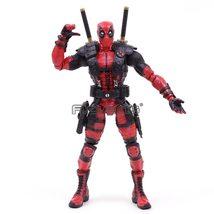 """Marvel Comics X Men Legends Deadpool PVC Action Figure Collectible Model Toy 10"""" image 2"""
