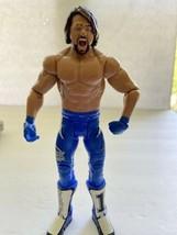 """2011 WWE AJ Styles Wrestling 7"""" Action Figure Mattel - $7.92"""
