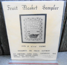 Cross Stitch Using Thread Count Method Tricia Supinski Multiple Charts - $20.00