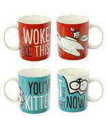 Simon's Cat Coffee Mug Bone China Ceramic Funny Tea Cup in Decorative Gi... - $18.45+