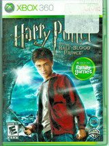 Harry Potter and the Half-Blood Prince (Microsoft Xbox 360, 2009) - $13.86