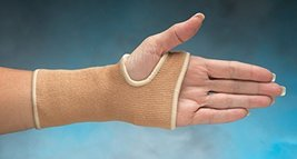 Norco Wrist Support w/Thumb Hole, S - $14.99