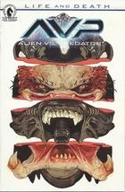 (CB-2) 2016 Dark Horse Comic Book: AVP - Life & Death #1 { Teng Variant cover} - $2.50