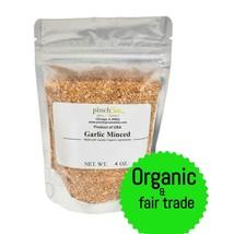 Organic Minced Garlic  - $11.57+