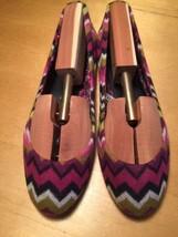 Missoni Ballet Flats Shoes Target Women's Size 8.5 Zigzag - $24.66