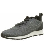 NIKE WOMEN'S MD RUNNER 2 ENG MESH RUNNING SHOE ANTHRACITE/BLACK - $67.49