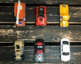 Vintage Matchbox Car Diecast Vehicle Retro Collectible Toy Lot Bundle Set 6 USA - $10.29