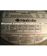 150MB 5.25IN HH ESDI Drive Miniscribe 3180E Tested Free USA Ship Our Dri... - $69.00