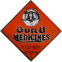 Guro Medicines Porcelain Sign - $40.00