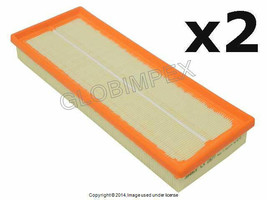 Mercedes Amg (2003-2011) Air Filter (Set Of 2) Mahle +1 Year Warranty - $47.85