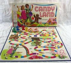 Candyland Board Game Vintage 1978 Milton Bradley Complete and Clean - $39.99