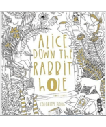 Alice Down the Rabbit Hole : Coloring Book, Paperback by Lundie, Isobel,... - €6,36 EUR
