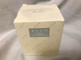 "1997 Avon Precious Moments ""HOLY FAMILY NATIVITY"" porcelain ornament - $5.49"