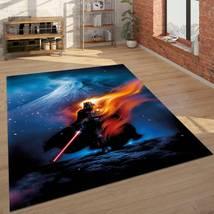 Starwars Rug, Area Rug, Fan Carpet, Modern Rug, Popular 90x150 cm - $88.00