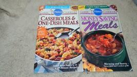 PILLSBURY MONEY SAVING MEALS & CASSEROLES & ONE DISH MEAL COOKBOOK FREE ... - $8.59