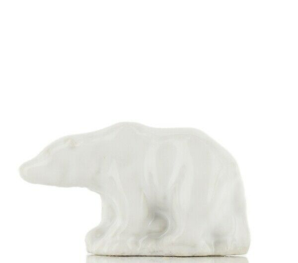Whimsies Wade England Miniature Endangered Species Polar Bear
