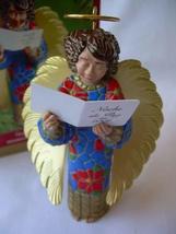 Hallmark Noche de Paz 2001 Ornament QX8192 - $6.92