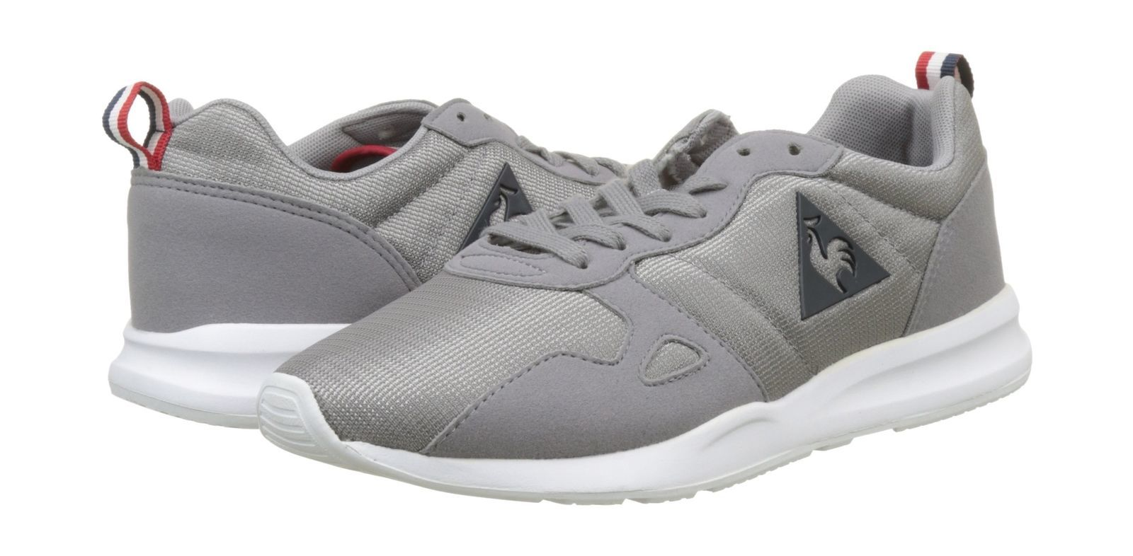 Unisex Adults LCS R600 Mesh Bass Trainers, Blue Le Coq Sportif