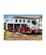 Class Trip Stan Stoke Firefighter Fire Department Station Metal Sign - $29.95