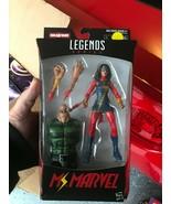 Marvel Legends Series Ms. Marvel Action Figure - New - $23.12