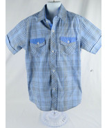Little Boys Shirt American Heritage Little Boys Buttoned Down Shirt Sz 7... - $3.94