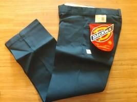 Dickies 874N Work Pants Solid Blue Size 32 x 30 Mens - $29.65
