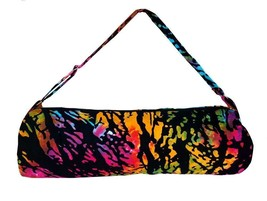 Exercise Yoga Mat Bag Multi Color Shade Yoga Mat Bag and Carriers for Wo... - $793,72 MXN