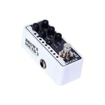 Mooer Brown Sound 005 Digital Micro PreAmp EVH 5150 Tone Guitar Effect P... - $83.90