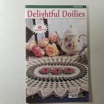Delightful Doilies  Leisure Arts #75024 6 patterns - $11.95