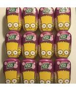 The Simpson Tic Tacs Bart Simpsons Limited Edition Bubble Gum Flavor 200... - $37.39