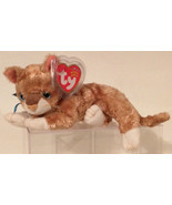 TY BEANIE BABIES 2002 COLLECTIBLE – Mattie the Cat – RETIRED - MWMT